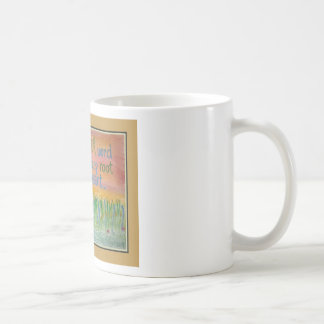 """Wheat Parable"" Classic White Coffee Mug"