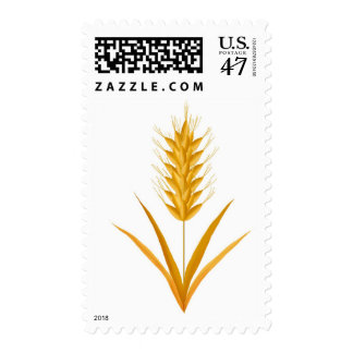 Wheat Postage Stamp
