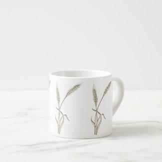 Wheat single grass PERSONALIZE Espresso Cup