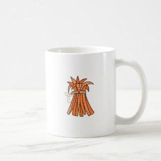 WHEAT STALKS COFFEE MUG