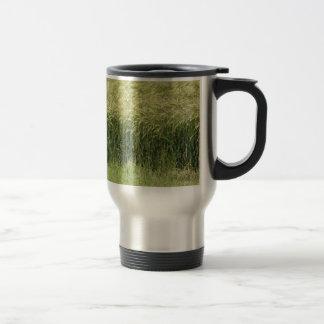 Wheat - Tasty! 15 Oz Stainless Steel Travel Mug