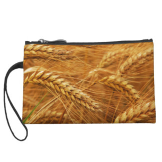 Wheat Wristlet