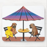 Wheaten Chat Mouse Pad