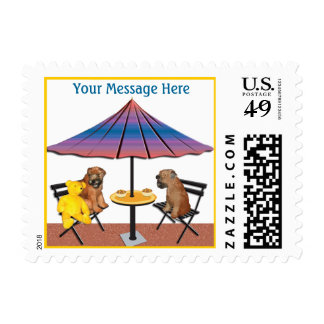 Wheaten Chat Postage