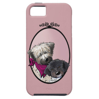 Wheaten & Havanese iPhone 5/5s Vibe Case iPhone 5 Covers