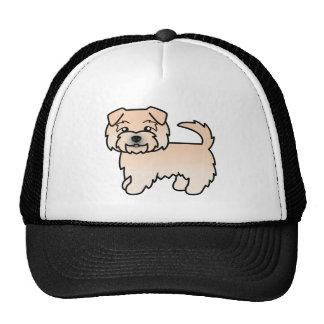 Wheaten Norfolk Terrier Trucker Hat