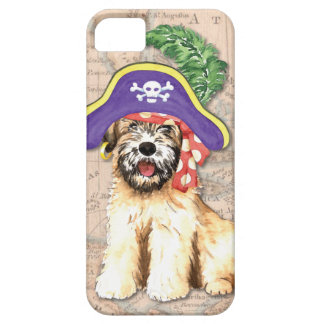 Wheaten Pirate iPhone SE/5/5s Case