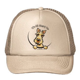 Wheaten Scottie IAAM Trucker Hat