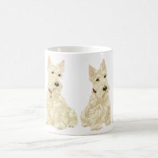 Wheaten Scottish Terrier Mug