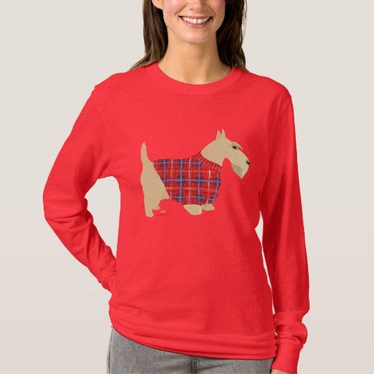 Wheaten Scottish Terrier Sweater