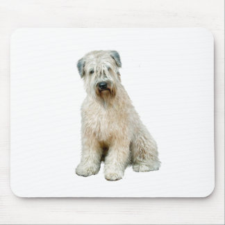 Wheaten Terrier (C) Mouse Pad