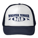 Wheaten Terrier Dad Hats