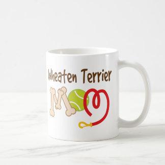 Wheaten Terrier Dog Breed Mom Gift Coffee Mug