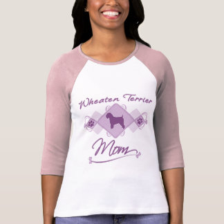 Wheaten Terrier Mom T-Shirt