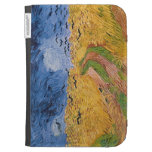 Wheatfield with Crows, 1890 (oil on canvas) Kindle Covers