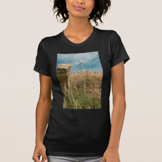 Wheatfields and Windfarms T-Shirt