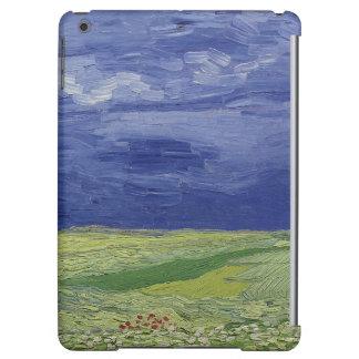 Wheatfields under Thunderclouds, 1890 iPad Air Case