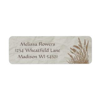 Wheatgrass simplemente orgánico etiquetas de remite