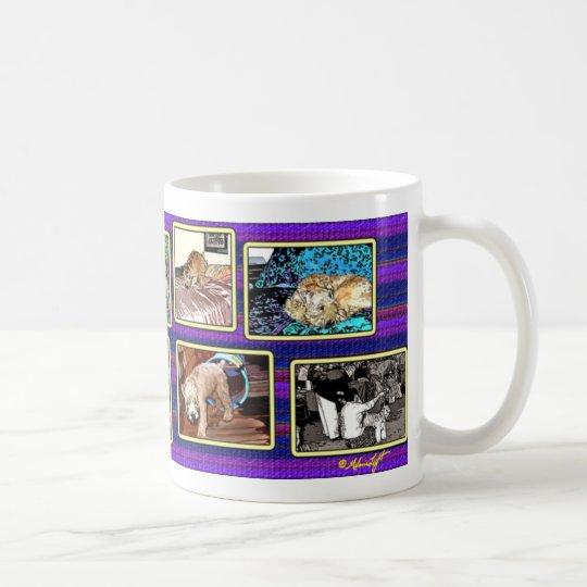 """""""Wheatie Moments"""" Coffee Mug"""