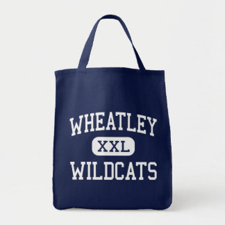 Wheatley Wildcats Middle Roxbury Canvas Bags