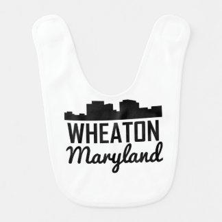 Wheaton Maryland Skyline Bib