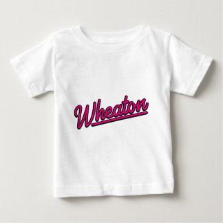 Wheaton neon light in magenta baby T-Shirt