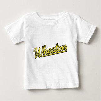 Wheaton neon light in yellow baby T-Shirt