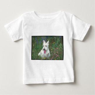 Wheaton Scottish Terrier Baby T-Shirt