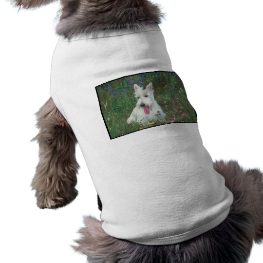 Wheaton Scottish Terrier Tee