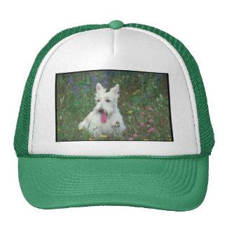 Wheaton Scottish Terrier Trucker Hat