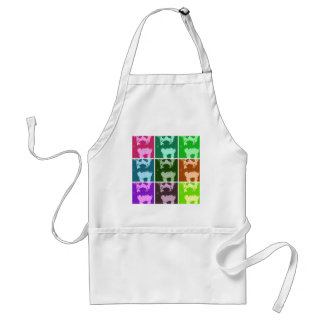 Wheaton Terrier Adult Apron