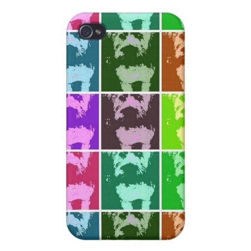 Wheaton Terrier iPhone 4 Carcasa