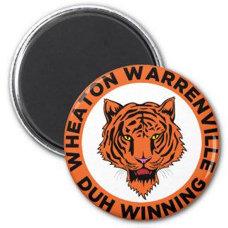 Wheaton Warrenvile Magnet