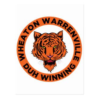 Wheaton Warrenvile Postal