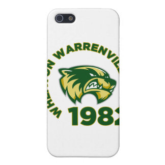 Wheaton Warrenville High School iPhone 5 Cases