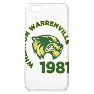 Wheaton Warrenville High School iPhone 5C Cases