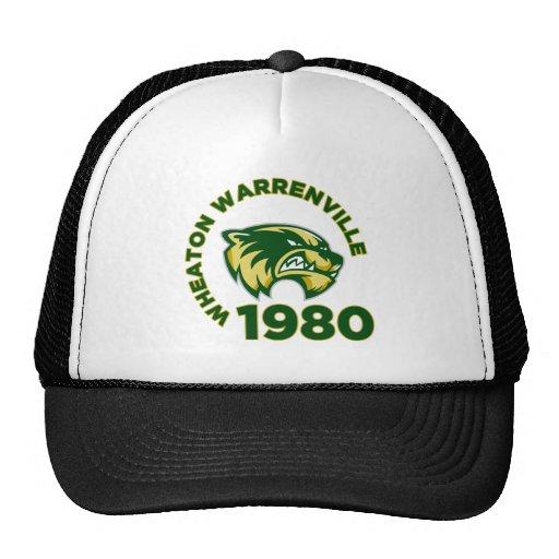 Wheaton Warrenville High School Trucker Hats