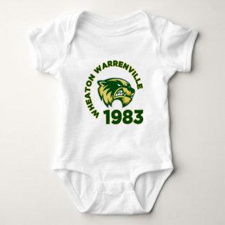 Wheaton Warrenville Highs School Baby Bodysuit