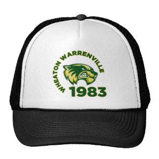 Wheaton Warrenville Highs School Trucker Hat