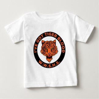 Wheaton Warrenville South High School Baby T-Shirt