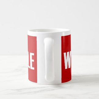 Whee The People Coffee Mug