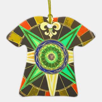 Wheel 1 ornament