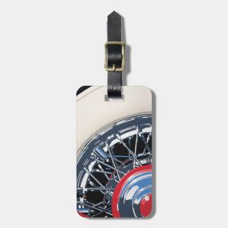 Wheel Bag Tag