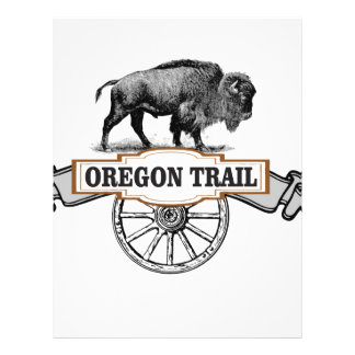 wheel bison OT Letterhead