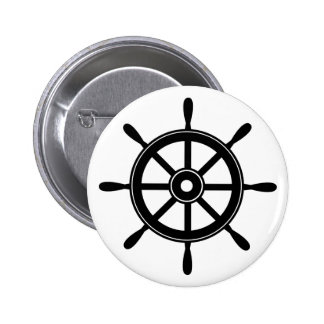 Wheel Pinback Buttons