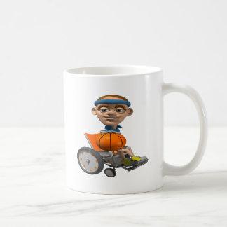Wheel Chair Basketball Classic White Coffee Mug