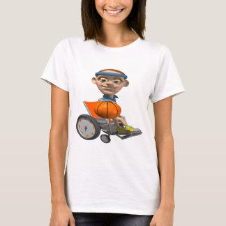 Wheel Chair Basketball T-Shirt