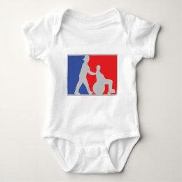 wheel chair icon baby bodysuit