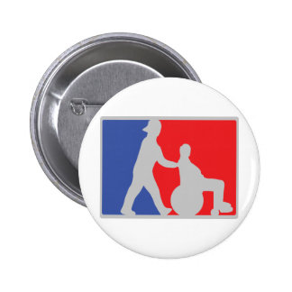 wheel chair icon pinback buttons