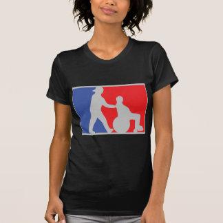 wheel chair icon tee shirt